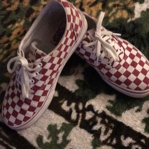 Vans shoes great condition